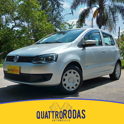 Volkswagen Fox - 2010/2011 1.0 Mi Trend 8v Flex 4p Manual