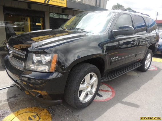 Chevrolet Tahoe Wagon