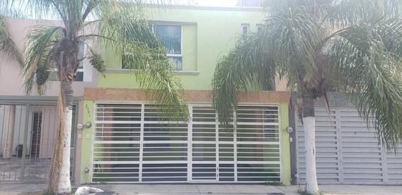 Casa 3 Recamaras En Renta Jardines De La Barranca