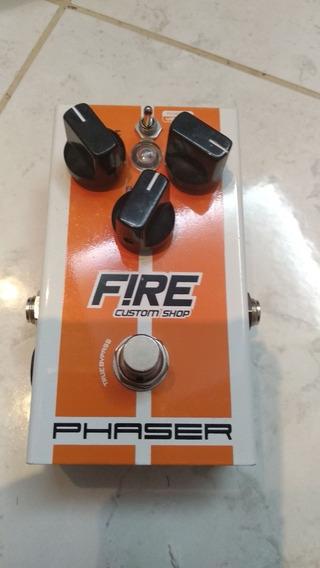 Pedal Phaser/vibrato Fire