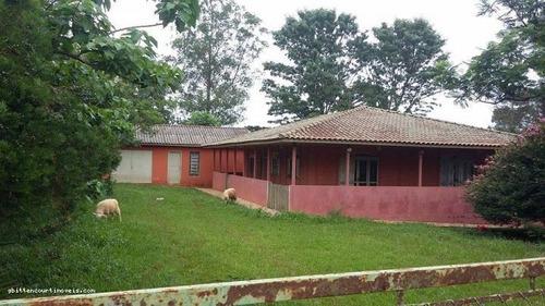 Imagem 1 de 3 de Chácara Para Venda Em Ponta Grossa, Santa Tereza, 4 Dormitórios, 2 Banheiros, 1 Vaga - 67_2-172642