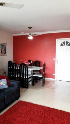 Imagem 1 de 26 de Apartamento Residencial À Venda, Vila Zelina, São Paulo. - Ap2719