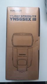 Flash Yongnuo Ttl 565 Exiii Canon 565ex Ttl P Entrega