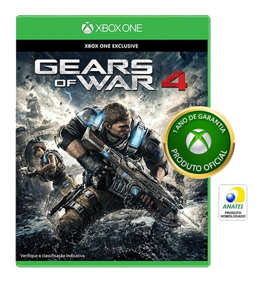 Game Microsoft Xbox One - Gears Of War 4