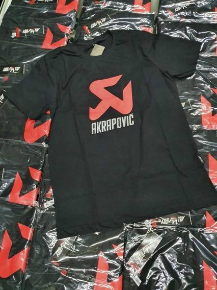 Camisa Akrapovic