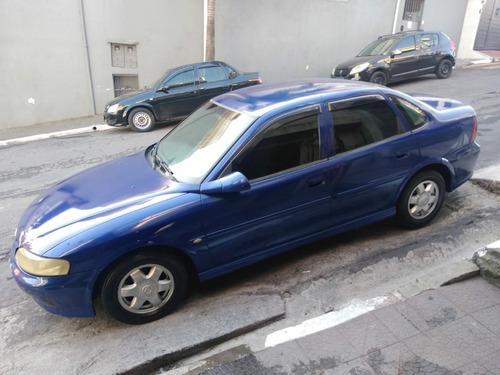 Imagem 1 de 10 de Chevrolet Vectra 2000 2.2 Gls 4p 8v Azul