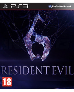 Resident Evil 6 Ultimate Edition - Ps3 - Digital - Manvicio