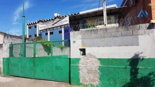 Terreno À Venda, 270 M² Por R$ 475.000 - Vila Cascatinha - São Vicente/sp - Te0010