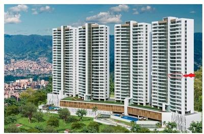 Apartamento Loma Del Indio 68m2 - 315 Millones. Entrega Mar