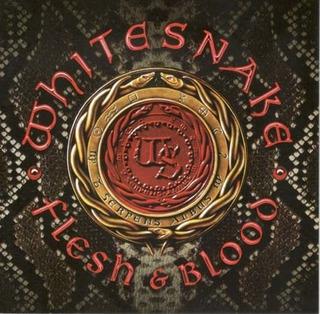 Cd - Flesh & Blood - Whitesnake