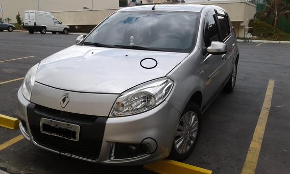 Sandero Renault 1.6 Privilege Completo 2011 2012