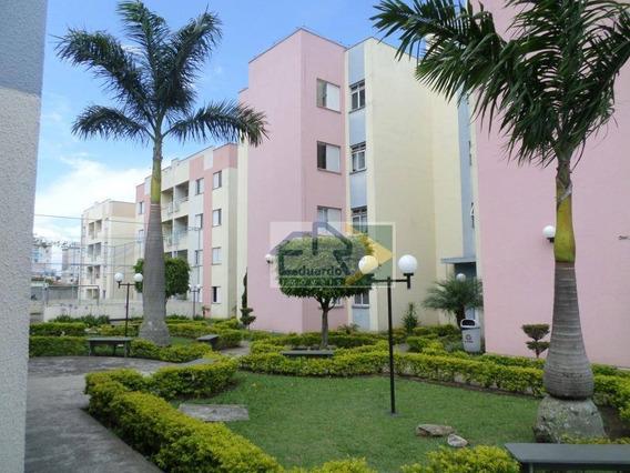 Apartamento Com 3 Dormitórios Para Alugar, 78 M² Por R$ 1.000/mês - Vila Urupês - Suzano/sp - Ap0180