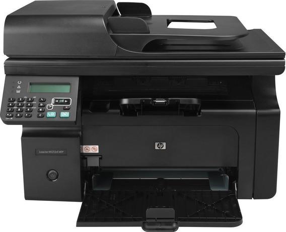 Impressora Multifuncional Hpm1212nf + Toner Novo