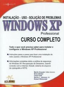 Windows Xp Professional - Curso Completo Grasdal Martin