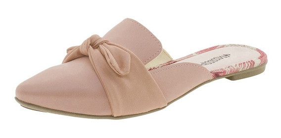 Sapato Feminino Mule Mississipi - X9202 Rosa