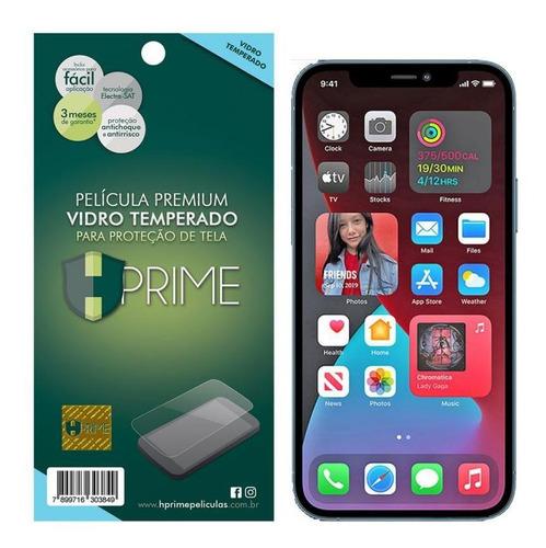 Película Vidro Temperado Hprime Apple iPhone 12 Pro Max 6.7
