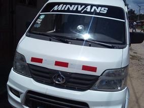 Remato Por Viaje Minivan Changan 2013