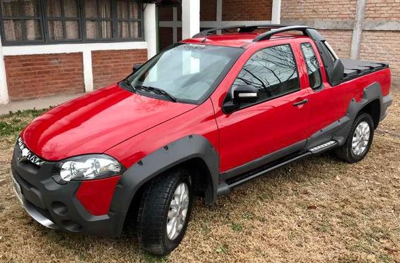 Fiat Strada Adventure Adventure