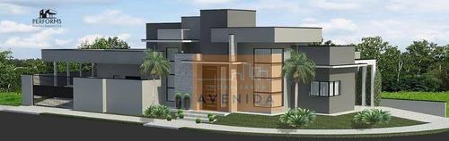 Imagem 1 de 15 de Casa Com 3 Dormitórios À Venda, 180 M² Por R$ 750.000,00 - Condomínio Campos Do Conde 1 - Paulínia/sp - Ca1238