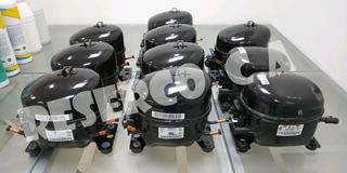 Compresor Motor 1/3 R134a De Nevera Y Congelador Nuevos
