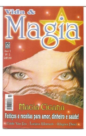 Vida & Magia - Magia Cigana - Feitiços E Receitas - Feu, Edd