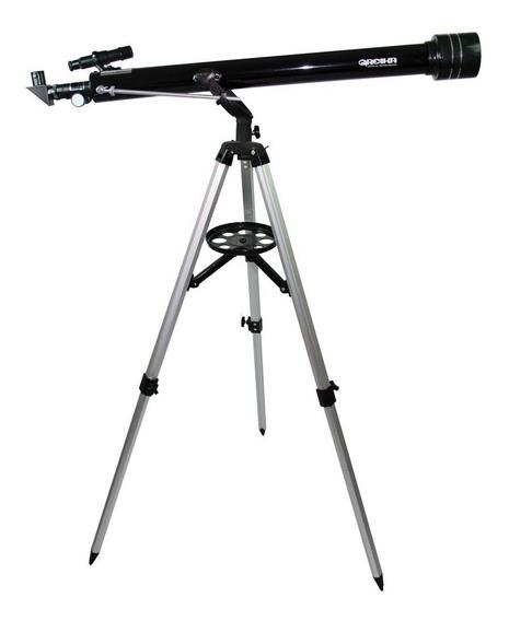 Telescópio Azimutal Greika Tele-90060m Nf E Garantia