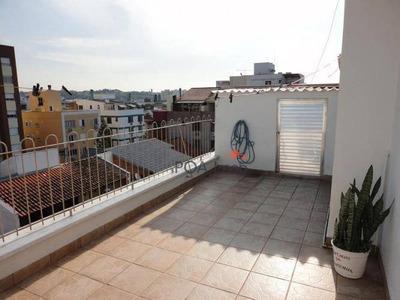 Cobertura Residencial À Venda, Jardim Botânico, Porto Alegre. - Co0028