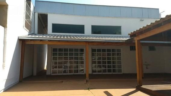 Comercial Para Aluguel, 0 Dormitórios, Vila Santa Cruz - São José Do Rio Preto - 1228