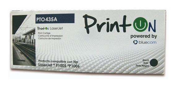 Toner Printon Hp 435a P1005 P1006 Lbp3010 Dk Tiendas