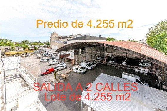Lote 4.255 M2-depósitos-oficinas-avellaneda!!!!