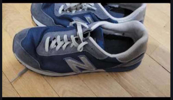 Zapatillas New Balance Talle 11