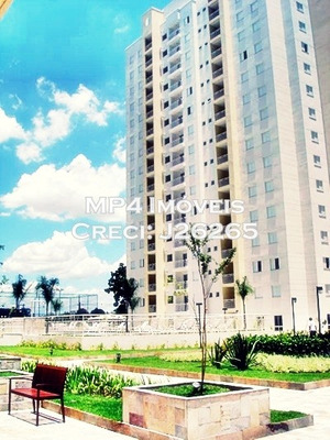 Ótimo Apartamento Na Vila Bethânia - Ap0081