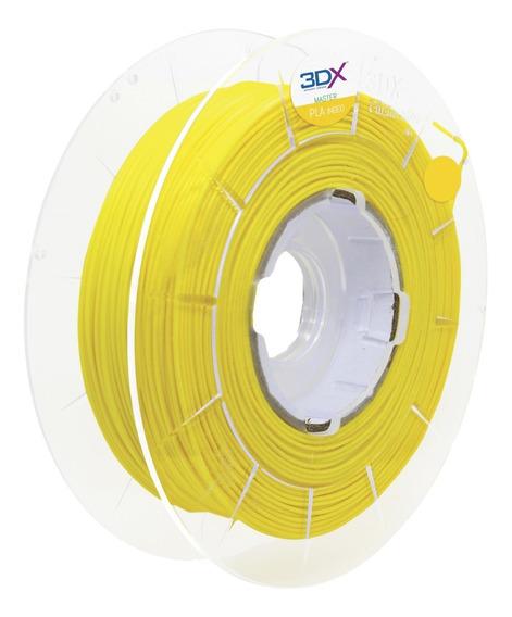 Filamento Pla 1,75 Mm | 500g | Amarelo