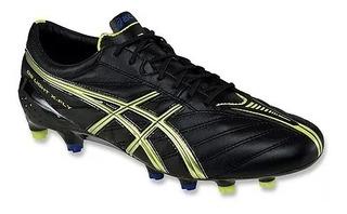 Chuteira Campo Asics Ds Light X-fly Couro Marceloshoes Sp