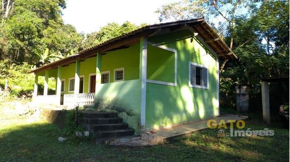 Chácara Para Venda Em Cajamar, Ponunduva, 2 Dormitórios, 1 Banheiro, 2 Vagas - 18661