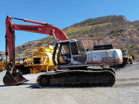 Excavadora Link Belt Modelo 3900