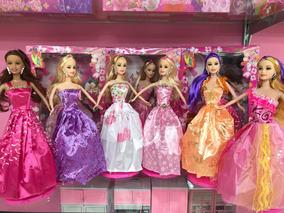 Boneca Barbie Bella Atacado Kit 10 Peças