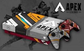 Skin Xbox One Fat, S & X - Gears Of War