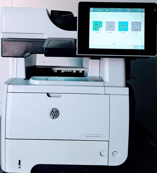 Impressora Hp Multifuncional Laserjet Mfp M525.