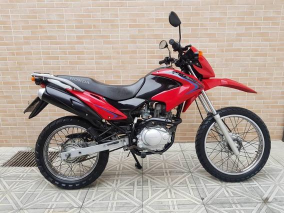 Honda Nxr Bros Nxr Bross 125 Es