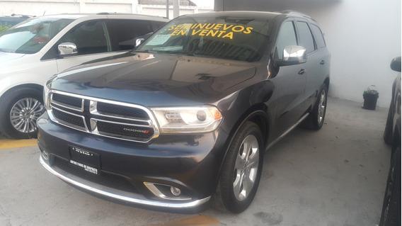 Dodge Durango 3.6 V6 Limited Mt