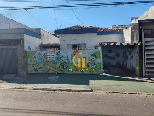 Casa À Venda, 260 M² Por R$ 610.000,00 - Mooca (zona Leste) - São Paulo/sp - Ca0062