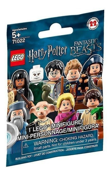 Harry Potter Y Animales Fantasticos 71022