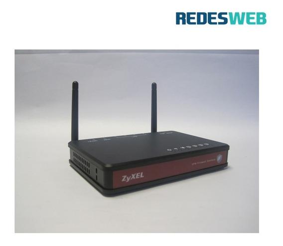 Router Con Firewall Gigabit Vpn Inalámbrico: Vfg 6005n Zyxel
