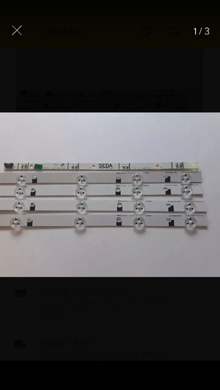 Kit Leds Tv Samsung Un32eh4000gxzd
