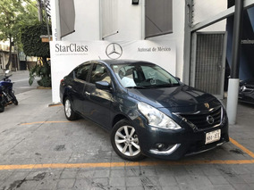 Nissan Versa 2017 4p Advance L4/1.6 Man