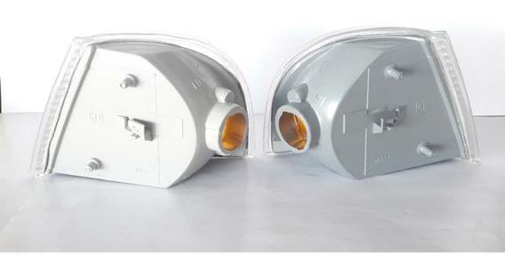 Par Lanternas Pisca Dianteiro Volkswagen Santana 91-97