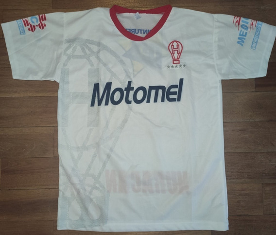 Historica Camiseta Huracan Motomel Rex Imperdible