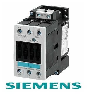 Contactor Electrico Siemens 50a 220v 3rt1036