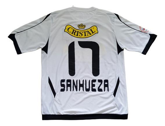 Camisa Colo-colo 2008 Sanhueza - Camiseta adidas Futebol